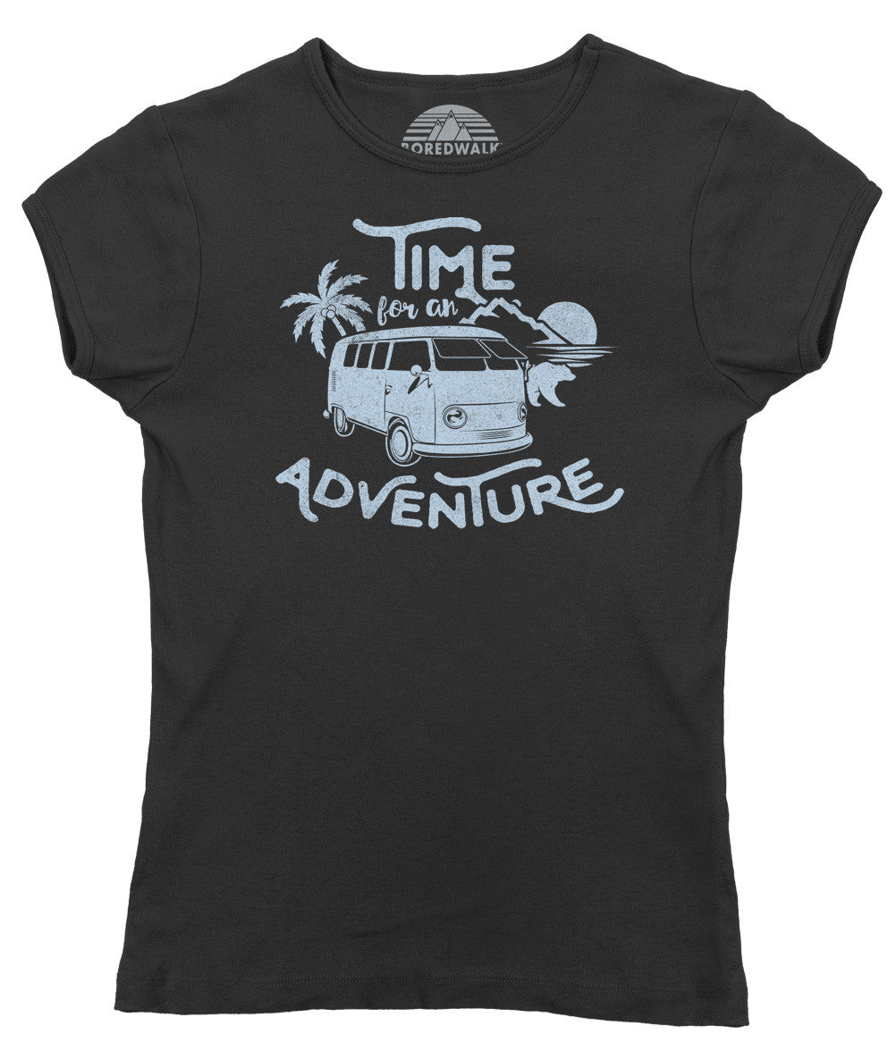 Women's Time For An Adventure T-Shirt
