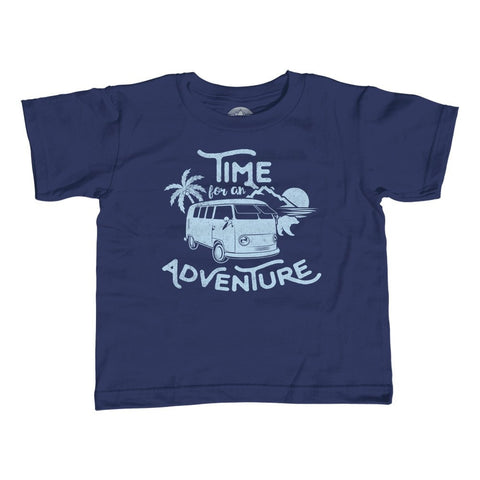 Boy's Time For An Adventure T-Shirt