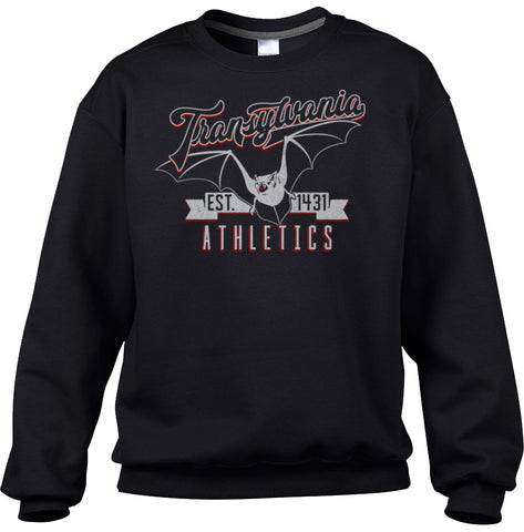 Unisex Transylvania Athletics Sweatshirt