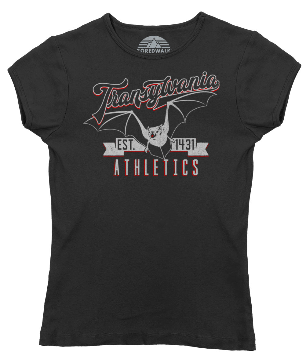 Women's Transylvania Athletics T-Shirt