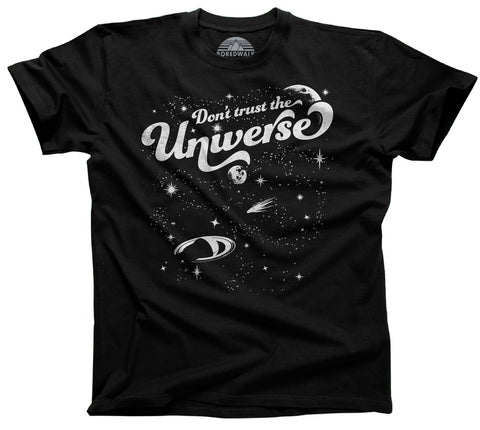 Boredwalk Don't Trust The Universe Shirt