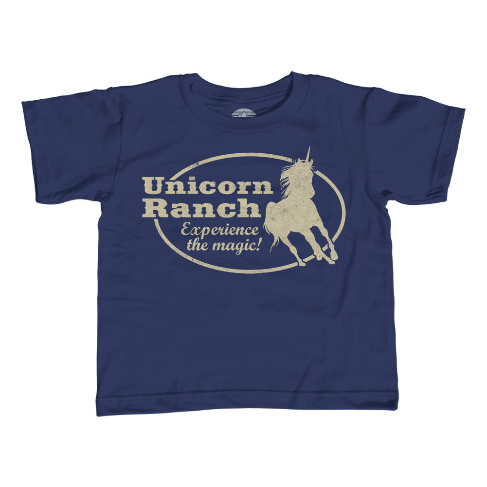 Boy's Unicorn Ranch T-Shirt - By Ex-Boyfriend