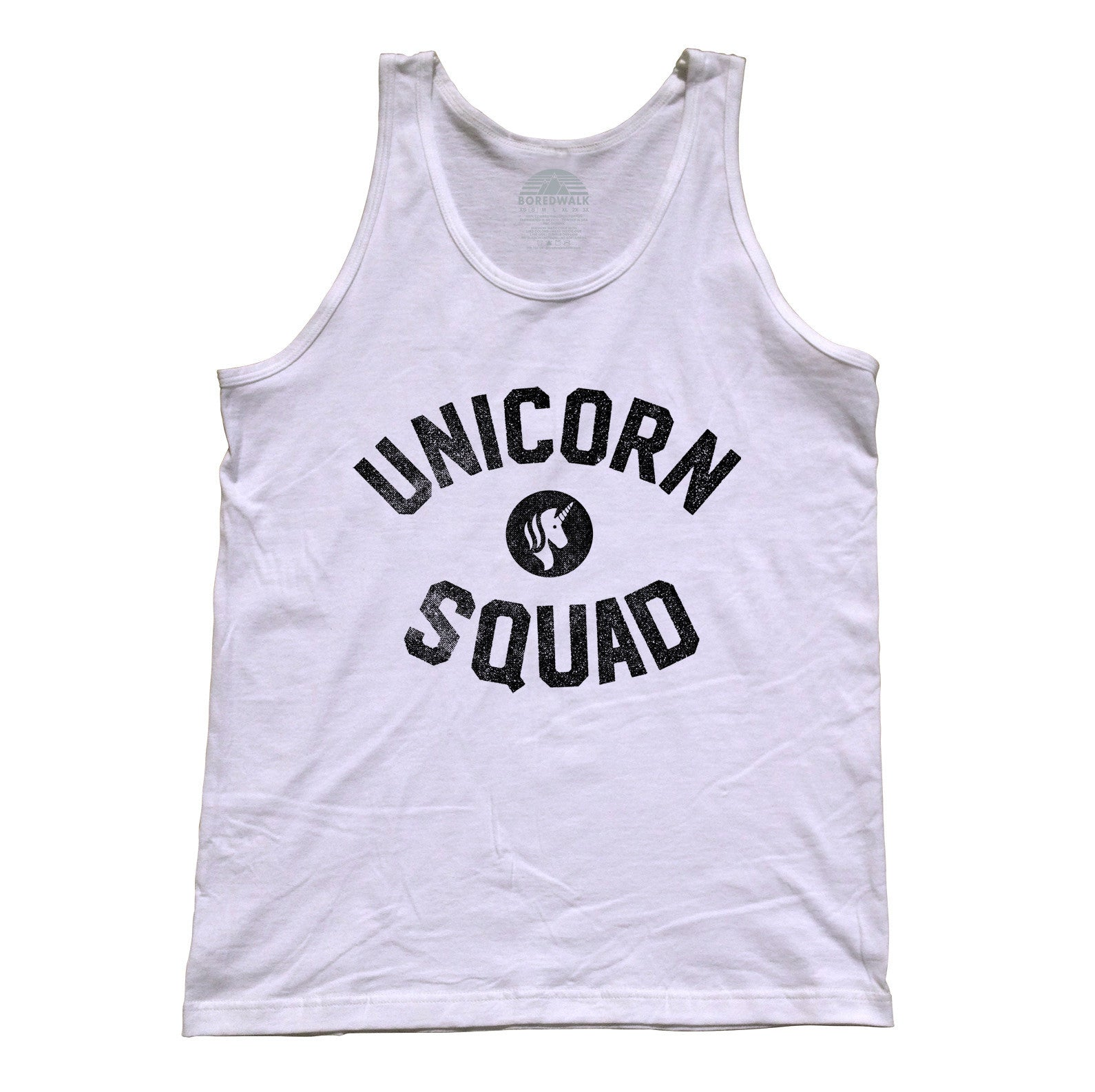 Unisex Unicorn Squad Tank Top