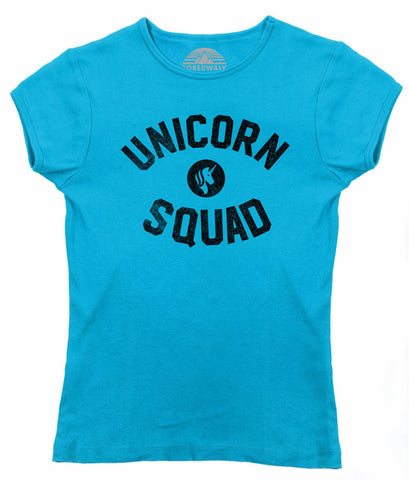 Women's Unicorn Squad T-Shirt