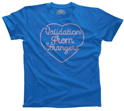 Boredwalk Validation From Strangers Shirt