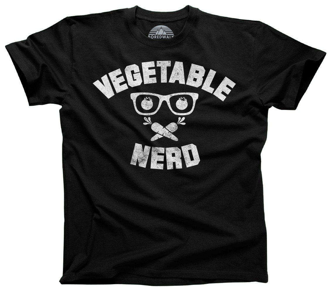 Men's Vegetable Nerd T-Shirt