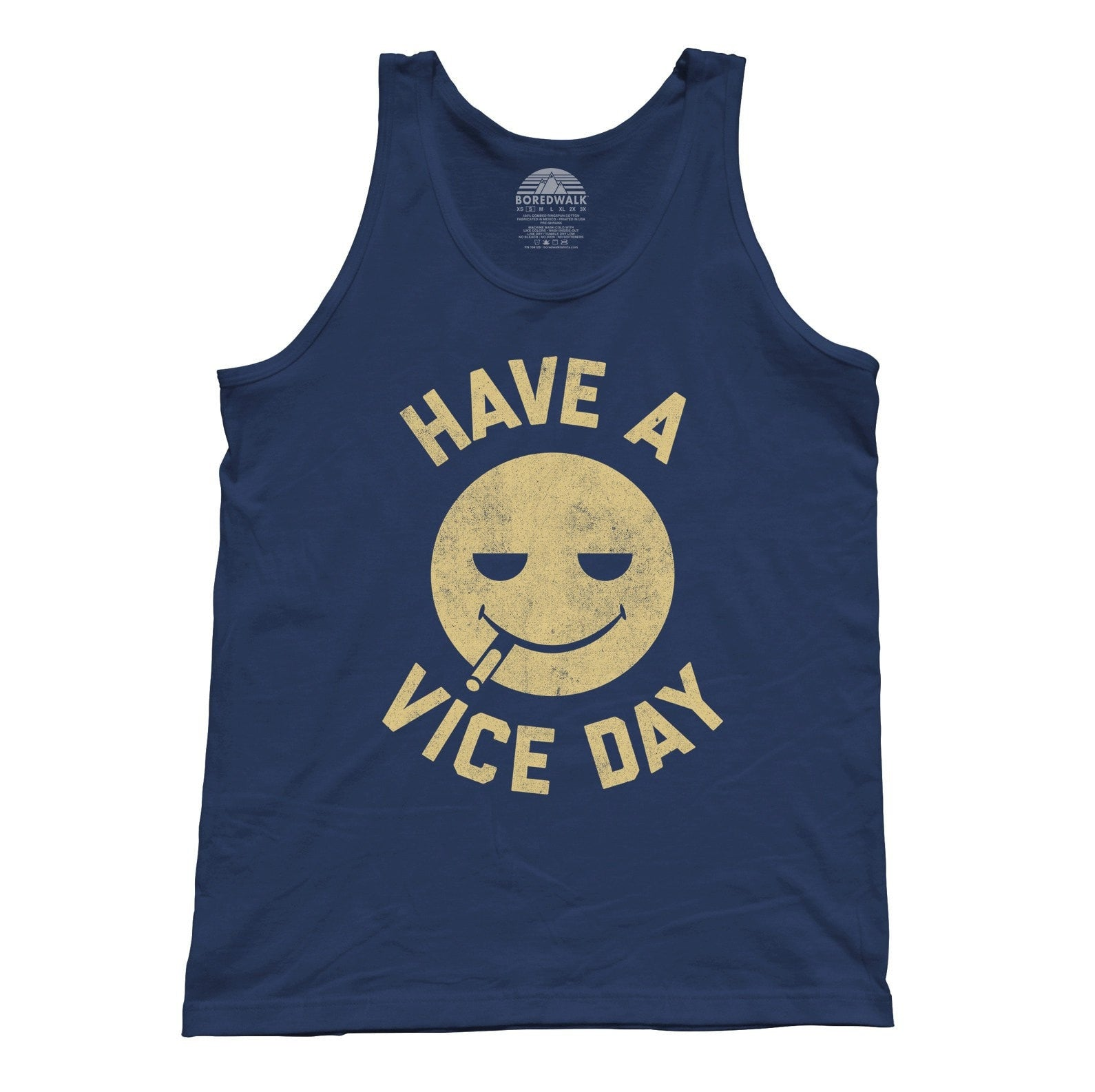 Unisex Have a Vice Day Tank Top