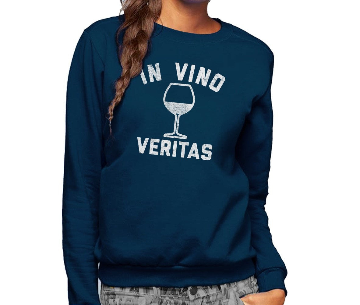 Unisex In Vino Veritas Sweatshirt