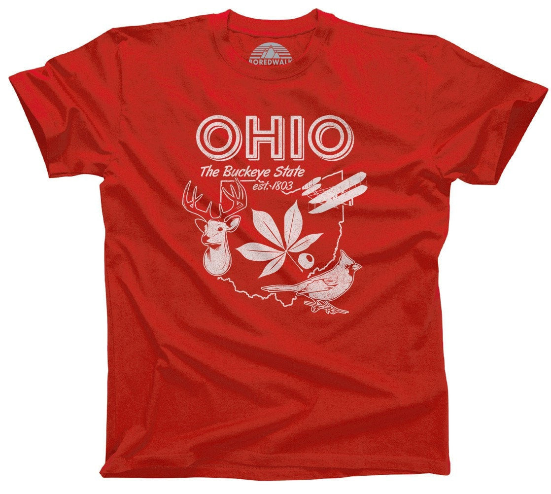 Men's Vintage Ohio State T-Shirt