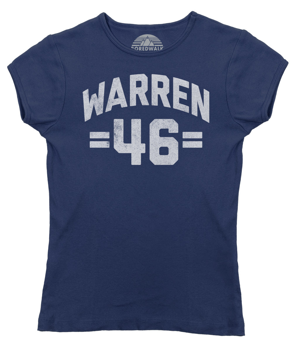Women's Elizabeth Warren 46 T-Shirt