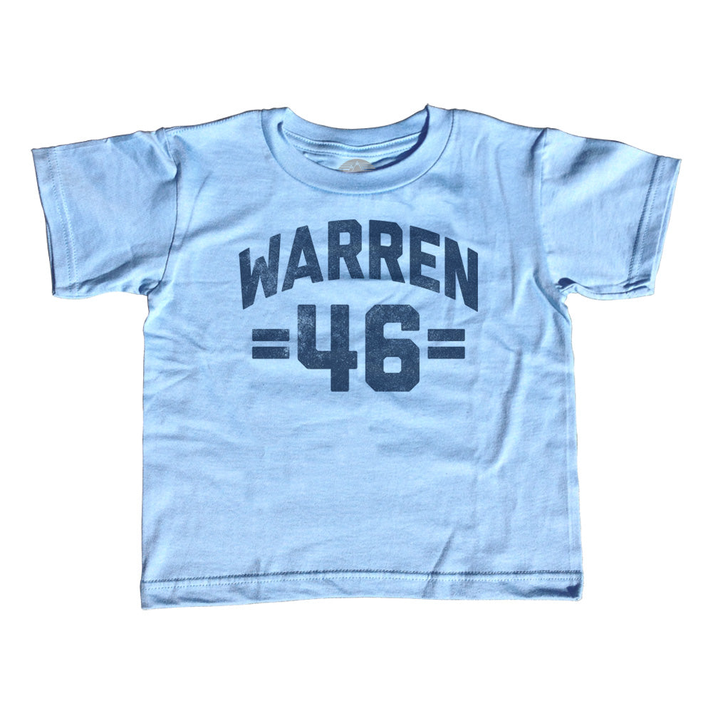 Boy's Elizabeth Warren 46 T-Shirt