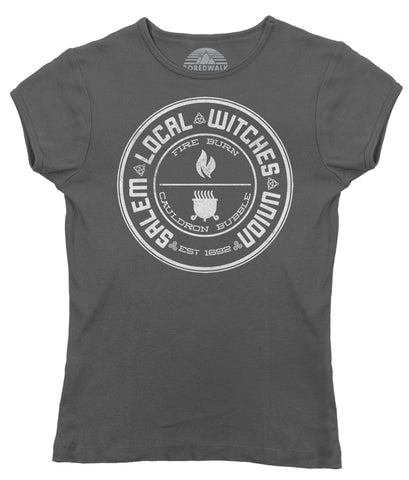 Women's Salem Local Witches Union T-Shirt