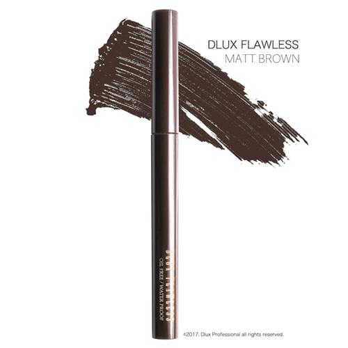 Dlux Pro Flawless Gel Eyeliner - Oil Free BROWN