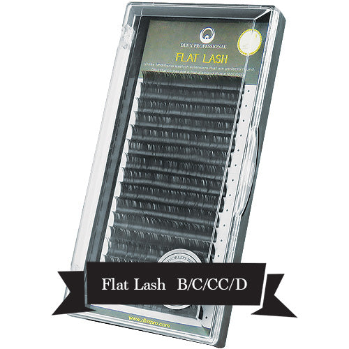Dlux Flat Lashes - Light Weight Lash Extensions