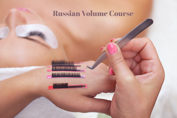 Dlux Pro Academy Russian Volume Course
