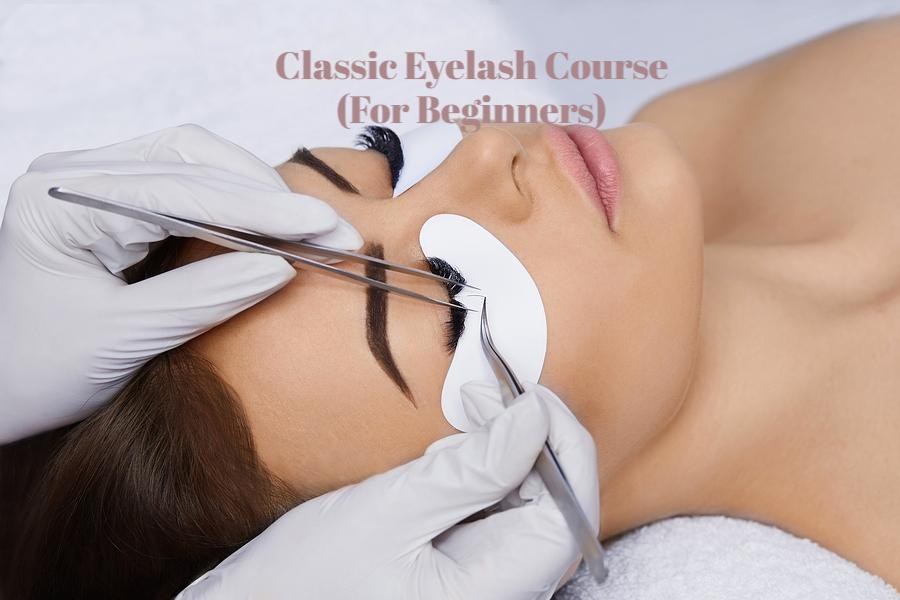 Dlux Pro Academy Eyelash Extension Course