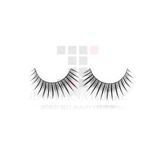 Dlux Pro False Eyelash - Mellow Straight #16