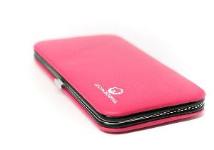 Dlux Professional Hot Pink Magnetic Case