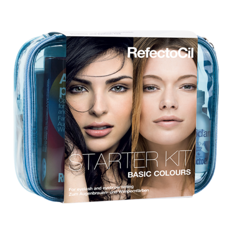 RefectoCil Professional Tinting Starter Kit - Basic Colors