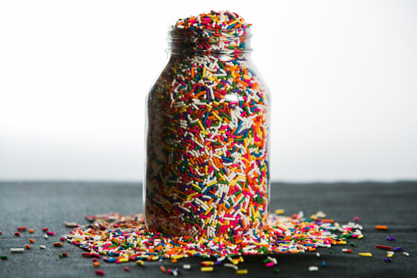 Large Custom Sprinkle Mix - (26oz)