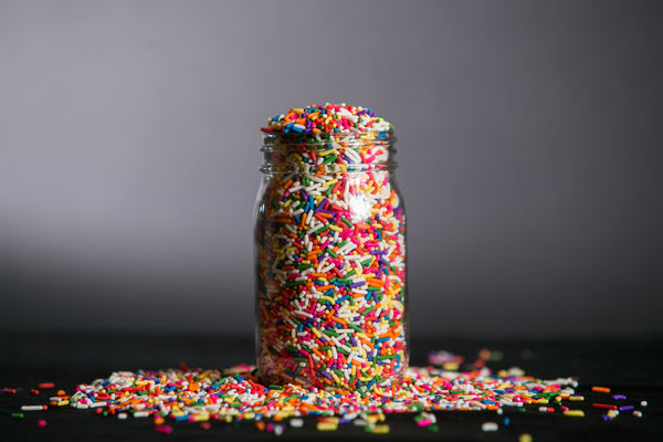 Small Custom Sprinkle Mix - (13oz)