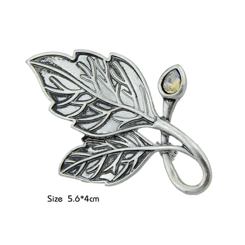 Brooch: Beautiful Leaf Brooch