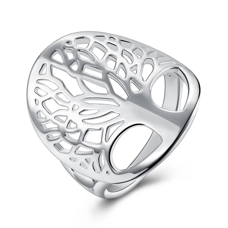 Ring: Oversized Tree of Life Ring
