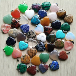 Necklace: Gemstone Pendant Necklaces