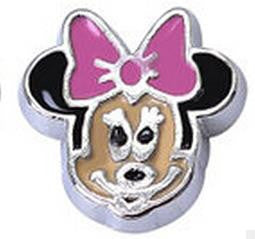 Floating Charm: Kids Collection - Minnie Mouse