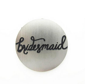 "Floating Charm: Bridal Collection - Background Plate: ""Bridesmaid"""