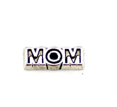 "Floating Charm: Family Collection - ""Mom"" Charm"