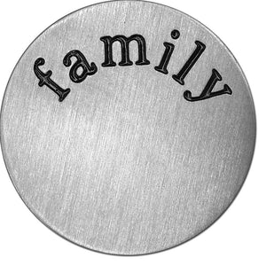 "Floating Charm: Family Collection - Background Plate: ""Family"""