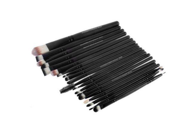 Cosmetics - Make-Up Brush Set - 23 brushes in total