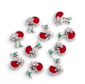 Floating Charm: Food & Beverage Collection - Cherry Charm