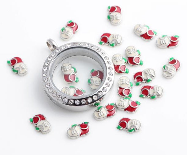 Floating Charm: Food & Beverage Collection - Fancy Fruit Charm