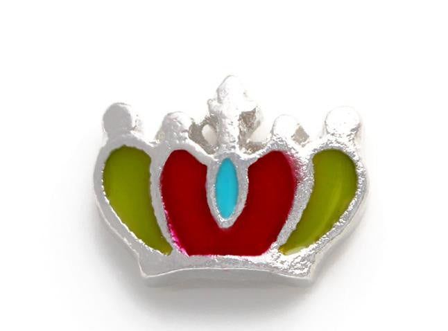 Floating Charm: Royal Collection - King's Crown Charm