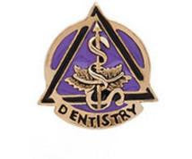 Floating Charm: Occupation Collection - Dentistry Crest Emblem Symbol Charm