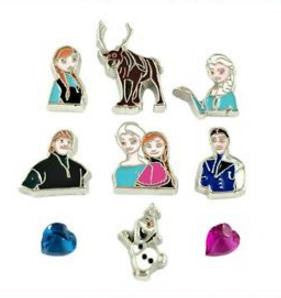 Floating Charm: Kids Collection - Frozen Hans Charm