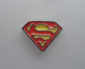 Floating Charm: Kids Collection - Superman Charm