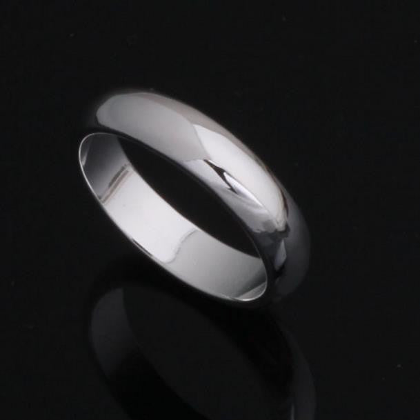 Ring: Classic Silver Band Ring