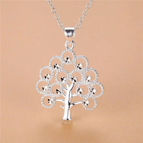 "Necklace: ""Tree of Life"" Pendant Necklace"