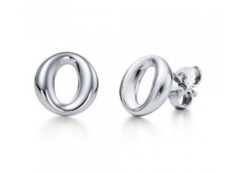 "Earrings: ""Simple Sophistication"" Round Classically Styled Stud Earrings"