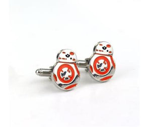 Cufflinks: Star Wars Cufflinks - BB8 Droid