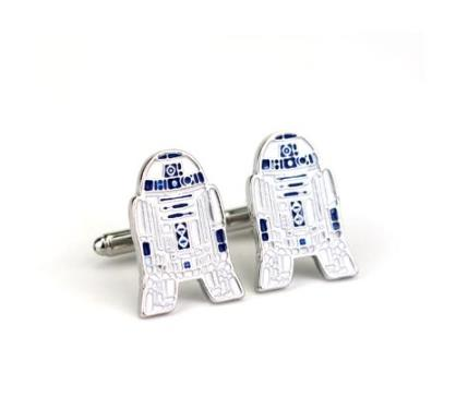 Cufflinks: Star Wars Cufflinks - R2D2 Droid