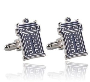 Cufflinks: DR WHO Cufflinks