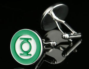 Cufflinks: Super Hero Cufflinks - Green Lantern