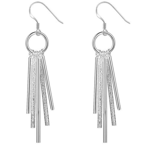 "Earrings: ""Jennifer"" Dangle Earrings"
