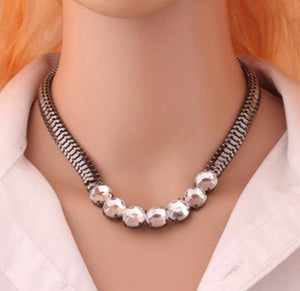 "Statement Necklace: ""Joce"" Necklace"