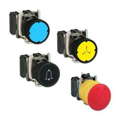 Pushbuttons And Indicators
