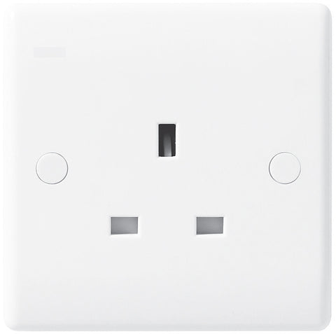 BG 823 UNSWITCHED SOCKET 1GANG 13A